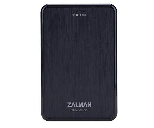 "Zalman ZM-WE450 2.5"" Wireless External HDD"