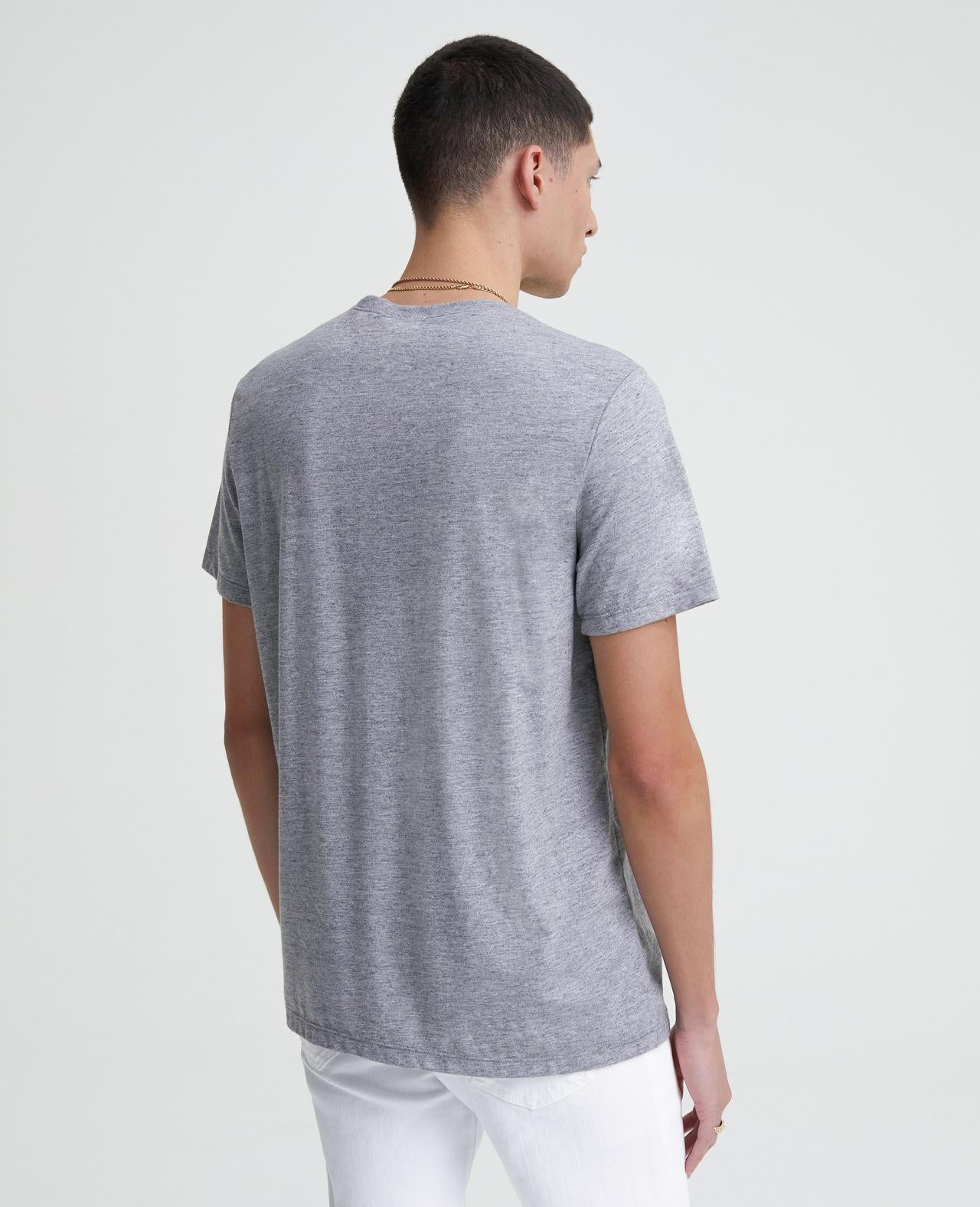 Bryce Crew - Heather Grey