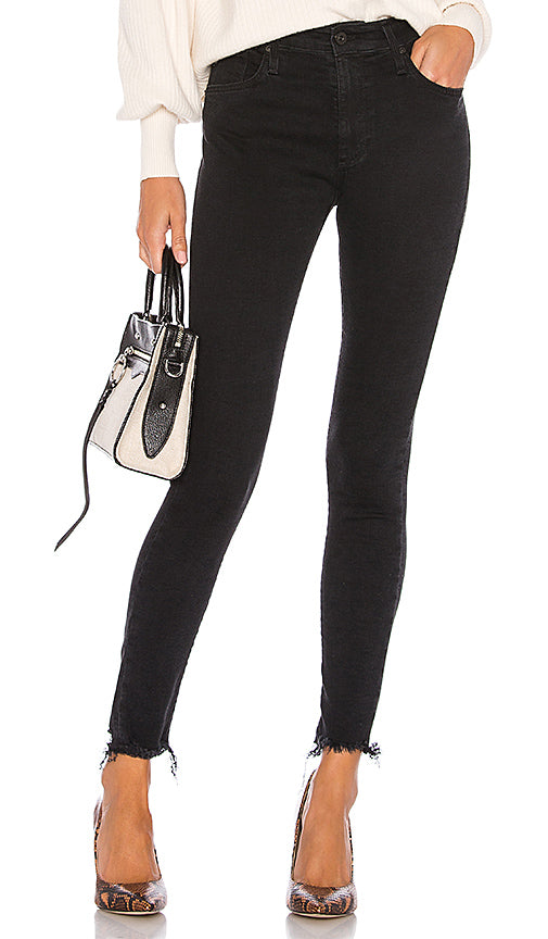Farrah Skinny - Altered Black - JL+KO