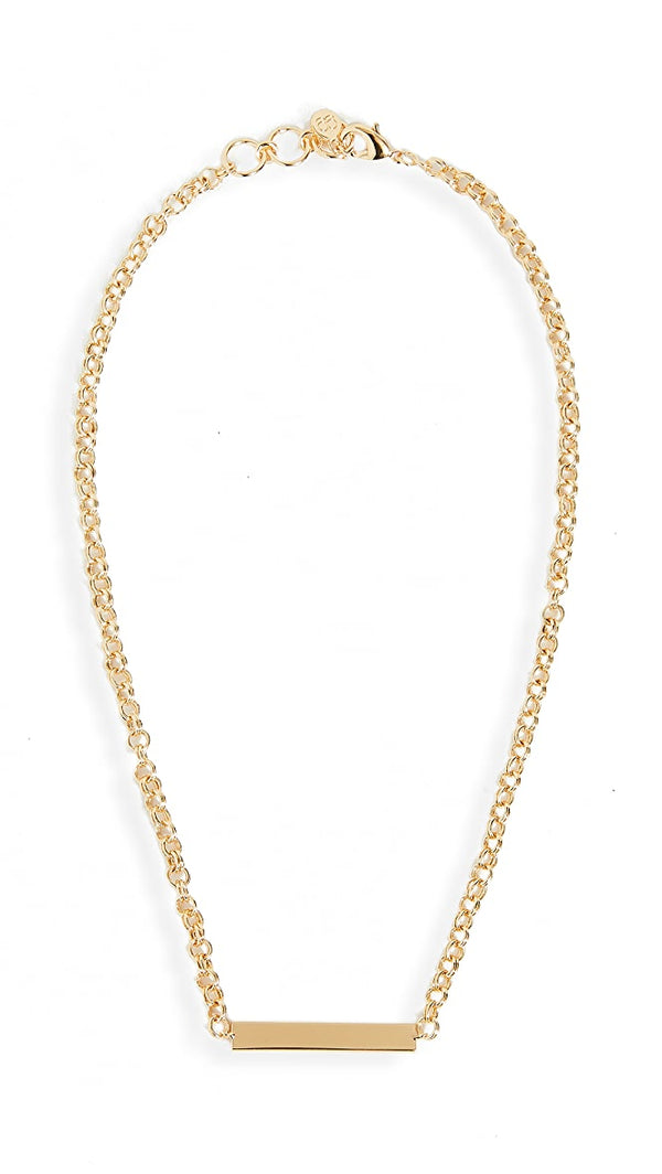 Lou Tag Necklace - JL+KO