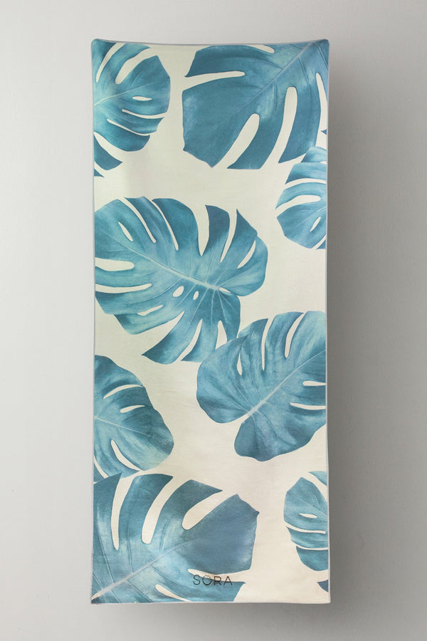 Sora Towel - Monstera - JL+KO