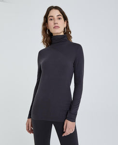 Chels Turtleneck - Night Shade
