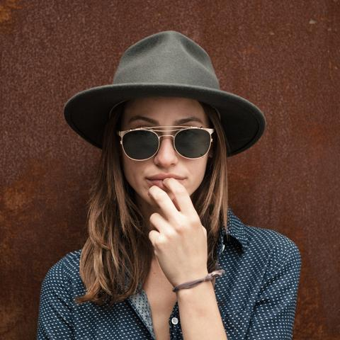 Eastwood Fedora - Grey