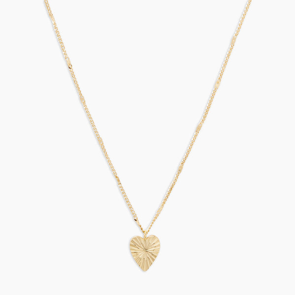 Beau Necklace - Gold - JL+KO