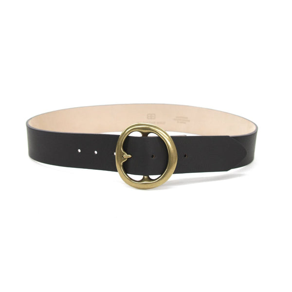 Bell Bottom Smooth - Black + Brass - JL+KO