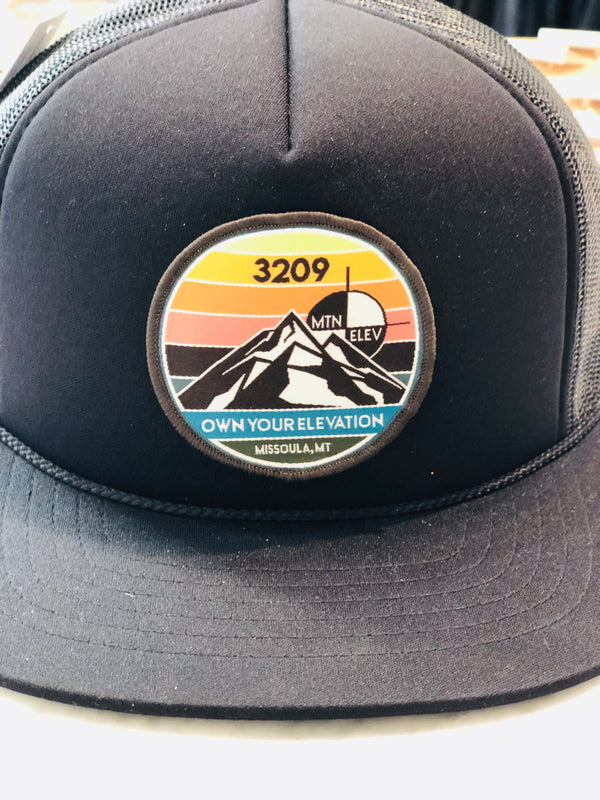 Own Your Elevation Trucker Hats