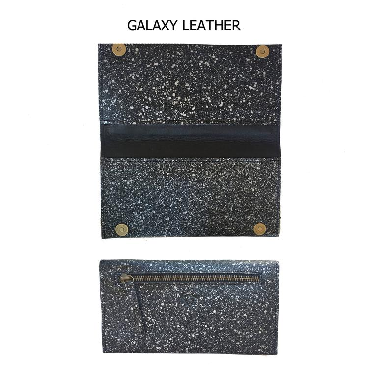Classic Leather Wallet - Unisex - JL+KO