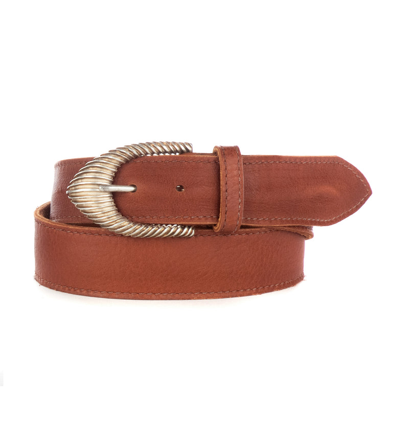 Vilas Leather Belt - Scotch