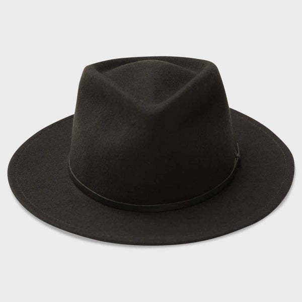 Eastwood Fedora - Dark Brown