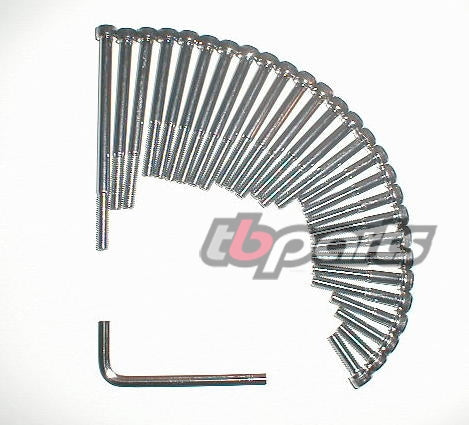 TB Parts- AFT Allen Head Bolt Kit CRF50, XR50