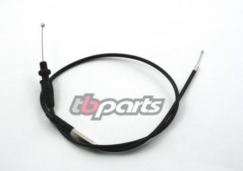 TB Parts- 20mm- 26mm Carb Throttle Cable XR50, CRF50, CRF70, XR70