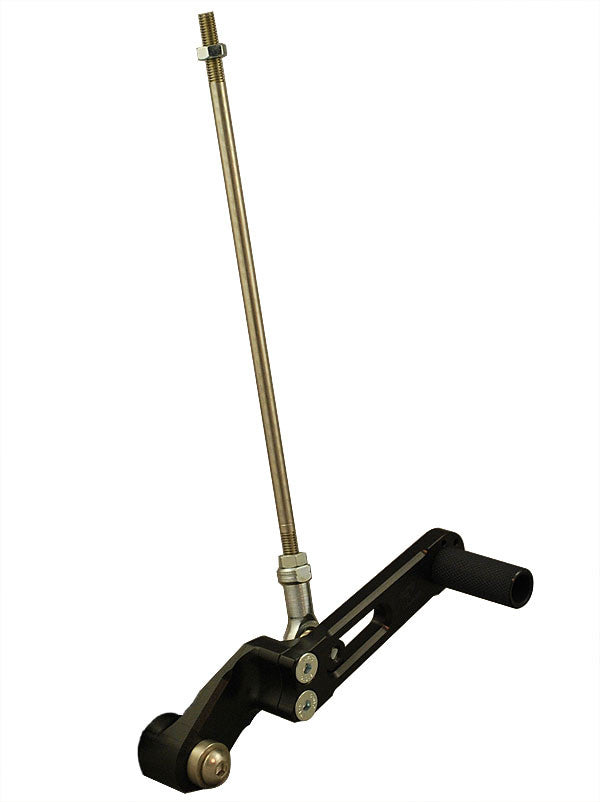 Woodcraft 675 2013-14 GP Shift Conversion Rearset Kit: Triumph - Tacticalmindz.com