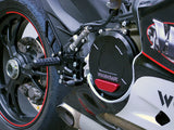 Woodcraft Panigale 899/1199 Std Shift Adjustable Complete Rear Set Kit: Ducati