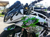 StunterX Suzuki Full Fairing Mounting Kit - Tacticalmindz.com