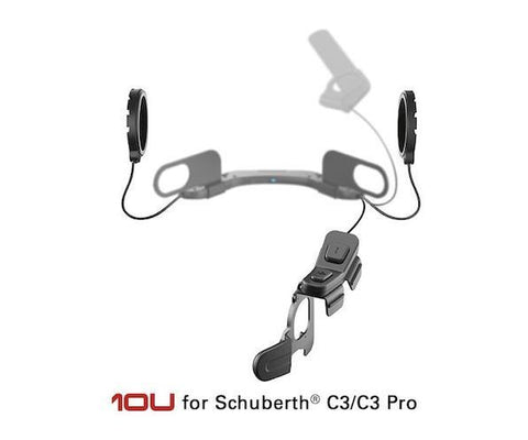 Sena 10U Bluetooth Headset System Schuberth