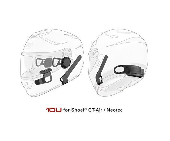 Sena 10U Bluetooth Headset System Shoei Neotec - Tacticalmindz.com
