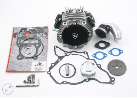 TB Parts - TBW9019 - 143cc Race Head V2 Upgrade Kit – KLX110 DRZ110