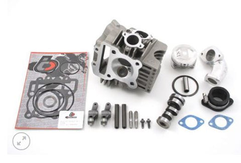 TB Parts - TBW9019 - 143CC RACE HEAD V2 UPGRADE KIT FOR DRZ110 KLX110
