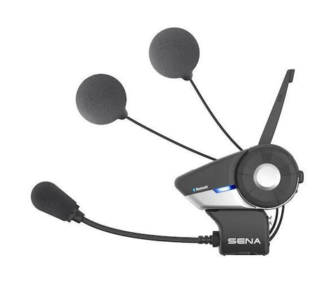 Sena 20S Bluetooth Headset with Slim Speakers