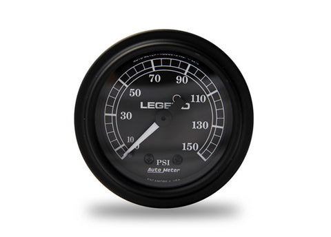 Legend Suspension Air Gauge Kit M/C