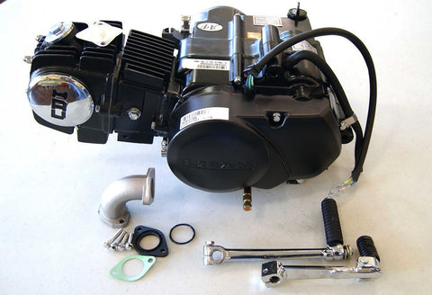 Lifan 125cc Manual Engine