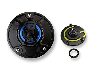 Driven D-Axis Fuel Cap For Yamaha