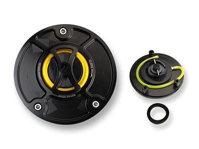 Driven D-Axis Fuel Cap For Suzuki