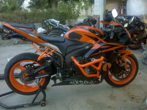 crash cages - CBR Forum - Enthusiast forums for Honda CBR Owners