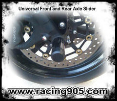 Racing 905 Axle Sliders Front - Tacticalmindz.com