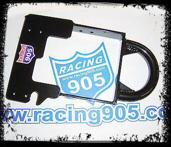 Racing 905 Round Bar: Kawasaki 636/ZX6RR