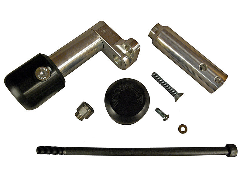 Woodcraft Kawasaki EX250 2008-2012 Frame Slider Under Bodywork Kit