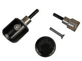 Woodcraft Yamaha FZ09/FZ1 Frame Slider Base Kit - Tacticalmindz.com