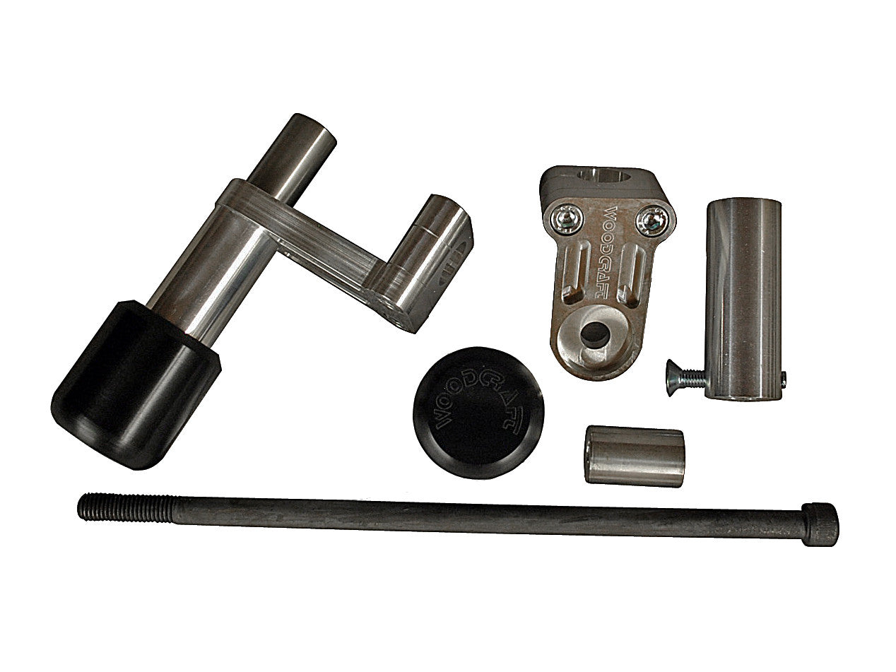 Woodcraft Ducati 848/1098/1198 Frame Slider Kit