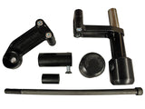 Woodcraft Diavel Frame Slider Kit: Ducati - Tacticalmindz.com