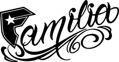 FSAS Familia Decal / Sticker