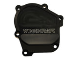 Woodcraft 600RR/636 03-06 RHS Ignition Cover Black: Kawasaki
