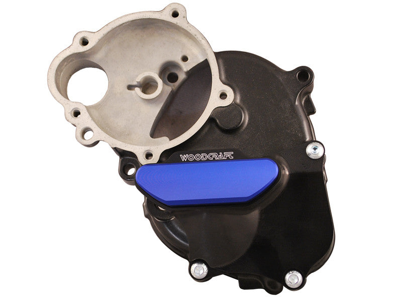 Woodcraft X6R 2009+ RHS Crank Cover Protector - Black