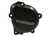 Woodcraft GSXR600 1997-2005: GSXR750 1996-2005: GSXR1000 2001-2008 RHS Starter Idle Gear Cover Assembly Black: Suzuki - Tacticalmindz.com