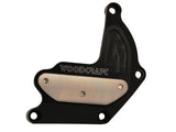 Woodcraft GSXR600/750 2006+ RHS Clutch Cover Protector Assembly Black: Suzuki