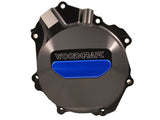 Woodcraft GSXR1000 2009+ LHS Stator Cover Assembly Black (Oil Seal Optional): Suzuki
