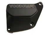 Woodcraft GSXR1000 2009+ RHS Clutch Cover Protector Assembly Black: Suzuki - Tacticalmindz.com