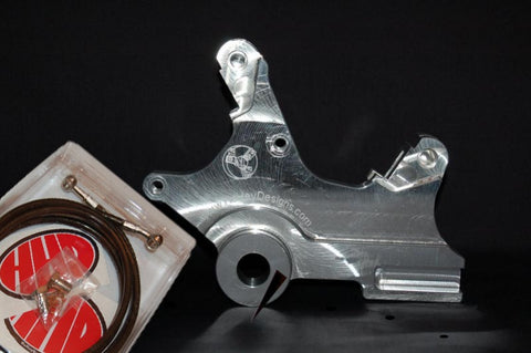 HHD 600RR Dual Caliper and Brake Line Combo Deal