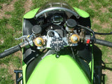 HoHey Designs Kawasaki ZX6R 636 Triple Clamp - Tacticalmindz.com
