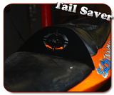 Sick Innovations Kawasaki 2003-2004 636/ZX6 Tail Saver - Tacticalmindz.com