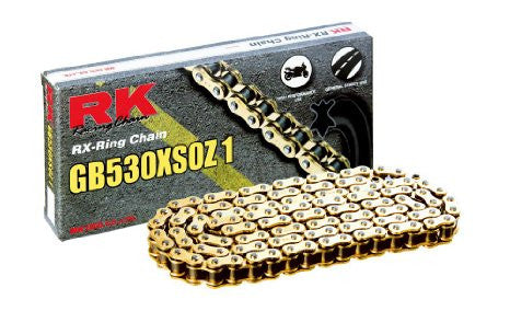 RK Racing GB530XSOZ1 Pitch Motorcycle Chain