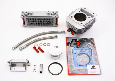 TB 186cc Honda Grom Big Bore Kit and Oil Cooler Kit