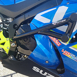 New Breed Suzuki GSXR1000 Dual Slider Race Rails 2017-2018