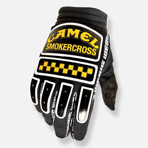 WeBig Camel Smokercross Moto-X Gloves