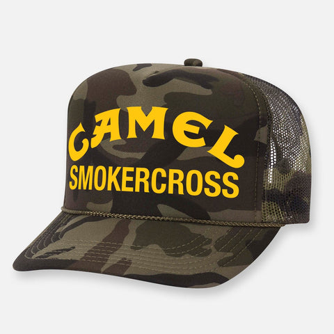 WeBig Camo Trucker Hat Collection