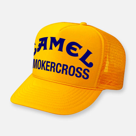 WeBig Camel Smokercross Tallboy Hat
